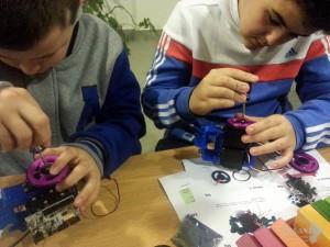 cursos de impresion 3d para niños - Ingenio Educativo