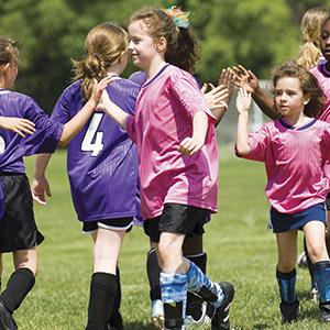 Iniciación al deporte